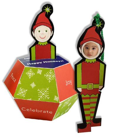 Pop-Up Ornament