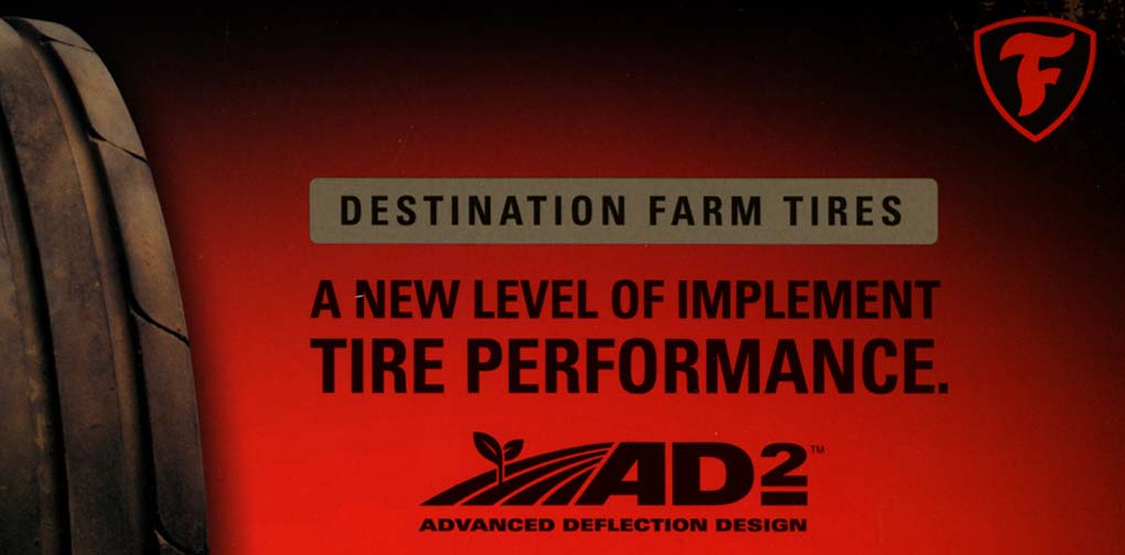 Agriculture Industry | Firestone AD2 Tire Selector