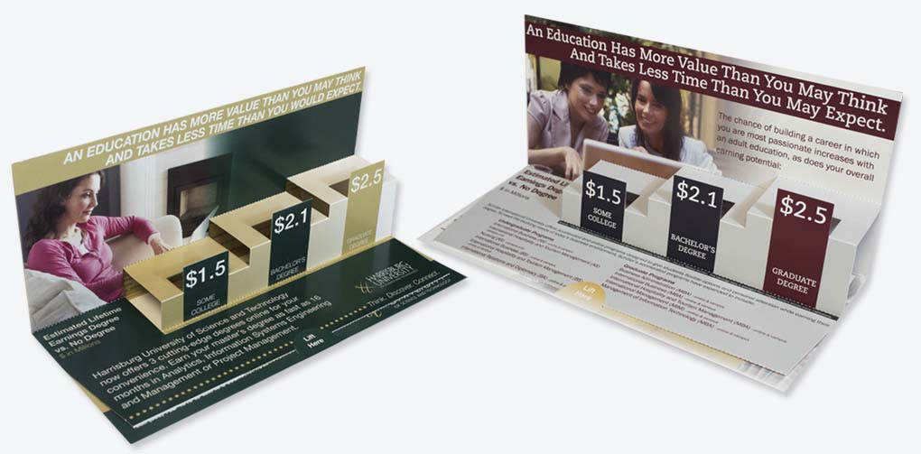 Higher Education Industry | Mailers